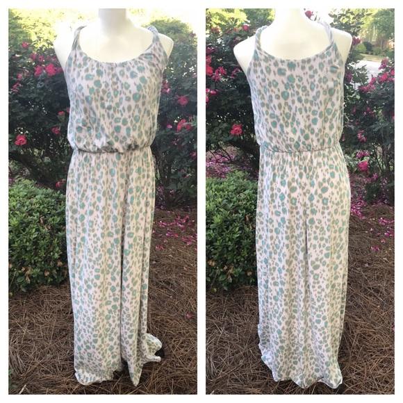 LOFT Dresses & Skirts - ❤️LOFT SOFT brushed colored cheetah maxi dress